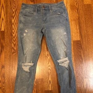 Anerican eagle jeans
